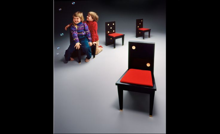 Domino Chair 1