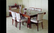 Monas Dining Table and Chairs